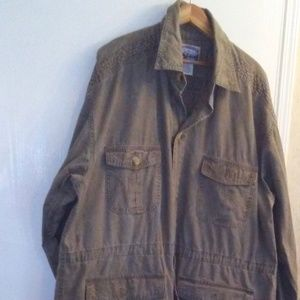 Field & Stream Hunting Fishing Khaki Jacket